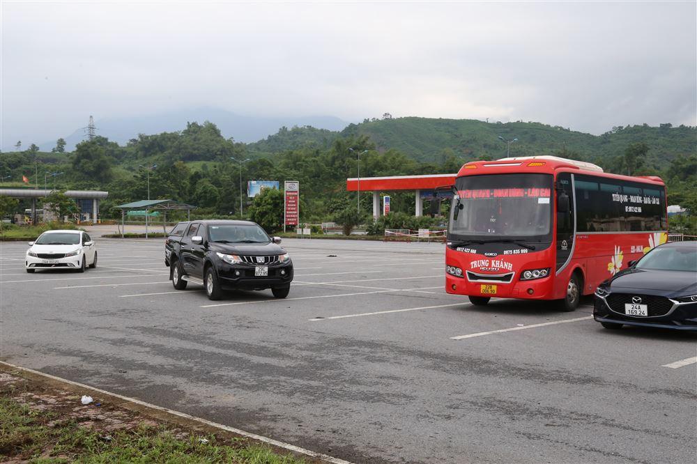 Lào Cai, Yên Bái tạm dừng vận tải hành khách liên tỉnh đi, đến Hà Nội