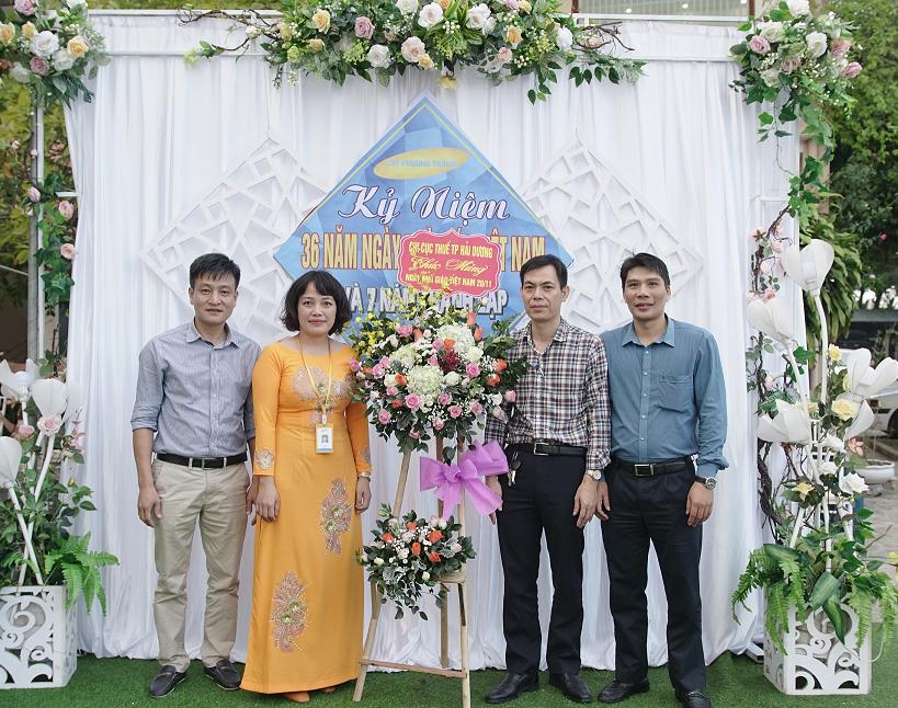 Lễ kỷ niệm 36 năm ngày nhà giáo Việt Nam 20/11/1982 – 20/11/2018 và 7 năm thành lập Trung tâm DN&SHLX Lập Phương Thành