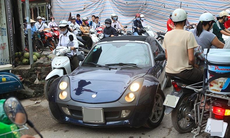 Ôtô - kinh nghiệm lái xe trong ngõ nhỏ.