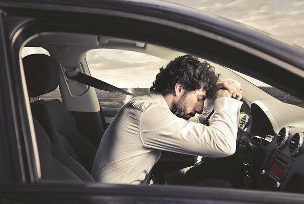 Ôtô - Chống ngủ gật khi lái xe