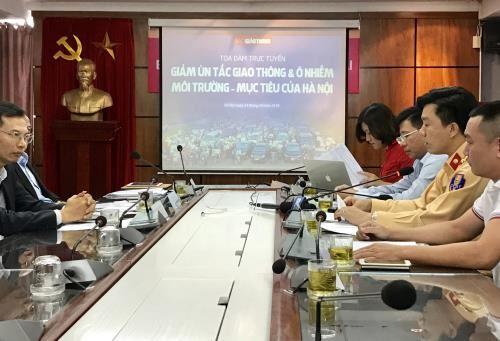 Giải pháp nào chống ùn tắc giao thông tại Hà Nội?